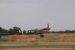Spitfire at Temora