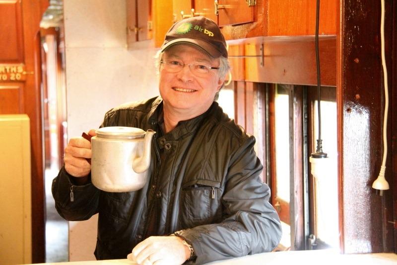 The Presidential tea pot