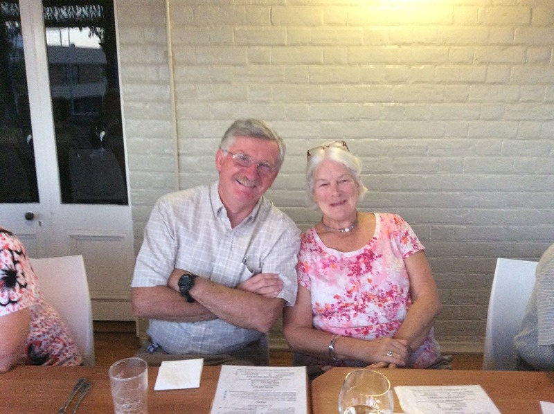 John & Rosemary Hillard