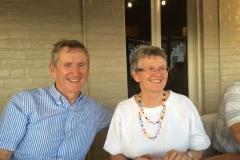 Greg & Rosemary Manzie